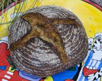 Mulit-grain Sourdough With Soaker