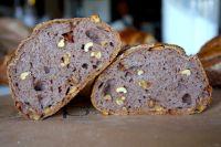 Whole Spelt Walnut Bread