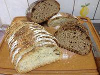 75% Wholewheat Sourdough Hybrid
