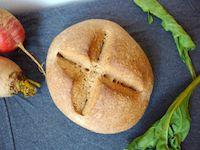 Beet Rye Bread