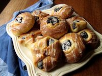Sourdough Kolaches