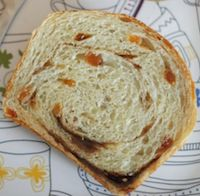 Brown Sugar-Raisin Bread