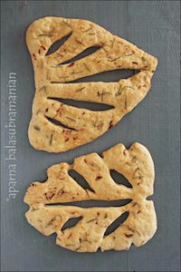 Onion & Rosemary Fougasse