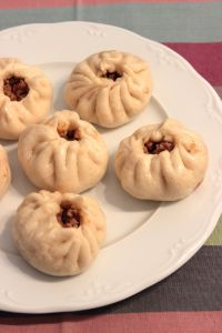 Baozi (Steamed Chinese Buns)