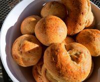 Tangzhong-onion-cheese-potato-sourdough-rolls