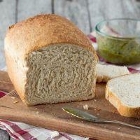 Oatmeal White Bread