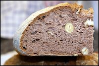 Hasel-Walnuss-Brot