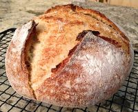 Light Rye With Cumin And Orange