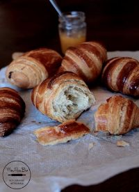 Sourdough Croissants & Pains Au Chocolat