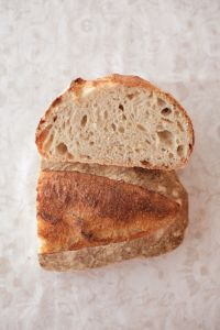 Young & Aged Levain, A Side By Side Comparison