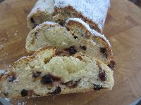 Sourdough Stollen With Homemade Marzipan