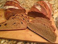 Ancient Grain Sourdoughs
