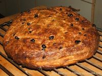 Modern 'Lardy' Cake (BBB)