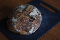 Fennel Seed & Figgy ('Not Pudding') Bread