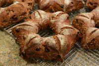Zimtsterne (Cinnamon Star) Bread
