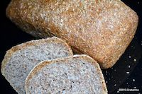 Graham Bread, Wheat Sourdough