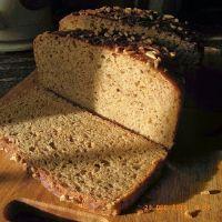 No-Knead Multi-Grain Seed Bread