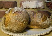 Orange Shandy Durum Semolina Bread