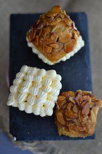 Bienenstich Kuchen - Bee Sting Cake