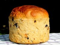 Whole Wheat Fruit And Nut Bread (Vegan)