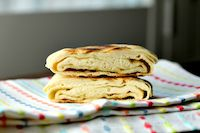 Rgaif - Moroccan Flat Bread