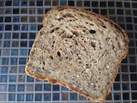 Seeded Naturally Leavened Sandwich Bread