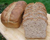 5 Grain Bread With Walnuts