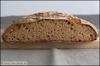 Kamut-Roggenbrot Mit Buttermilch
