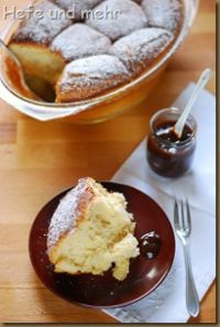 Oven Baked Dampfnudeln