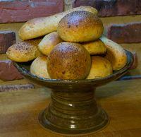 Hamburger Onion Parmesan Buns Vs. 2