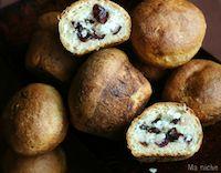Whole Wheat Coconut Muffin Buns