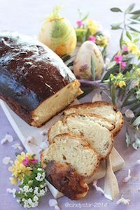 Velykos Pyragas - Lithuanian Easter Bread