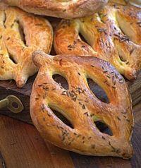 Swiss Bread For Lent