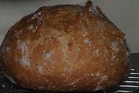 Sourdough Loaf With Spelt Natur