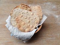 Homemade Matzah For Passover