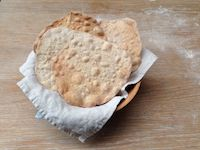 Homemade Matzah For Passover