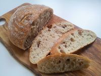 Joanna Of Zeb Bakes' Kefir Levain Bread