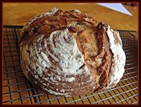 Chestnut Sourdough