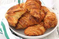 Pretzel Croissants