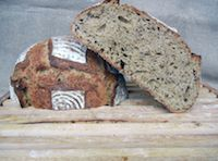 Wheat Rye Sourdough With Caraway And Coriander