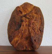Mediteranes Brot Mit Kartoffeln