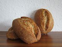 Quinoa Broetchen
