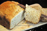 Hokkaido Wholemeal Milk Loaf That Can Do Yoga