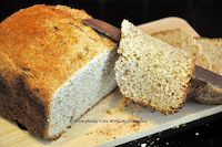 Hokkaido Wholemeal Milk Loaf That Can Do Yoga