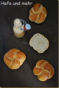 Knots Baked With Brewers Yeast