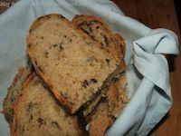 Wild Rice And Onion Bread (BBB)