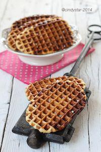 Gauff'Äô Au Suc - Li?®ge Waffles