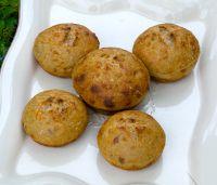 Oat Porridge Potato Rolls