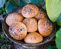 WEIZENBR?ñTCHEN Sourdough W/ Caramelized Onions