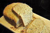 Hokkaido Wholemeal Milk Loaf (Horlicks Version)